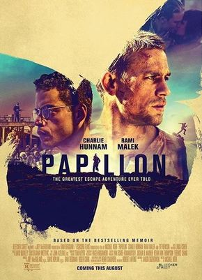 Papillon Movie Release Date: August 24, 2018