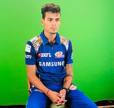 Who is Rahul Chahar?Leg Spinner,Cricketer