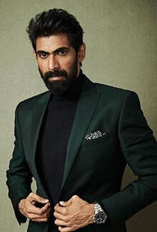 Rana Daggubati upcoming movies