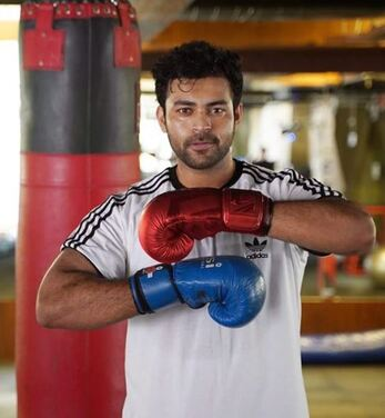 Varun Tej will be a boxer in his upcoming movie.