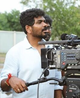 Vignesh Shivan- Indian film Director