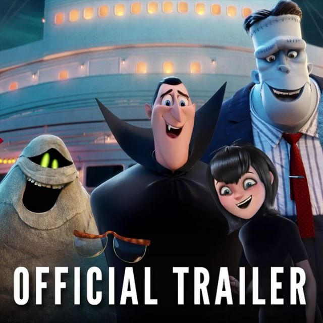 Hotel Transylvania 3 Summer Vacation Official Trailer 2017 Stunmore