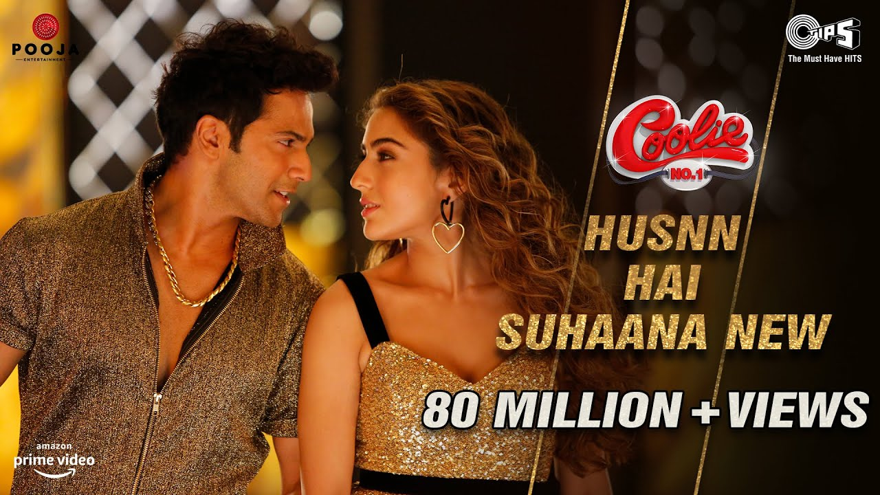 Husnn Hai Suhaana New Song 2020 - Coolie No.1