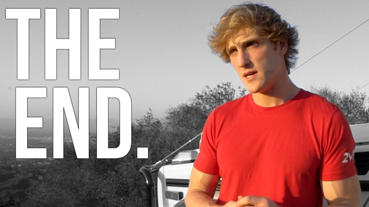 Is this is the  END OF LOGAN PAUL VLOGS?
