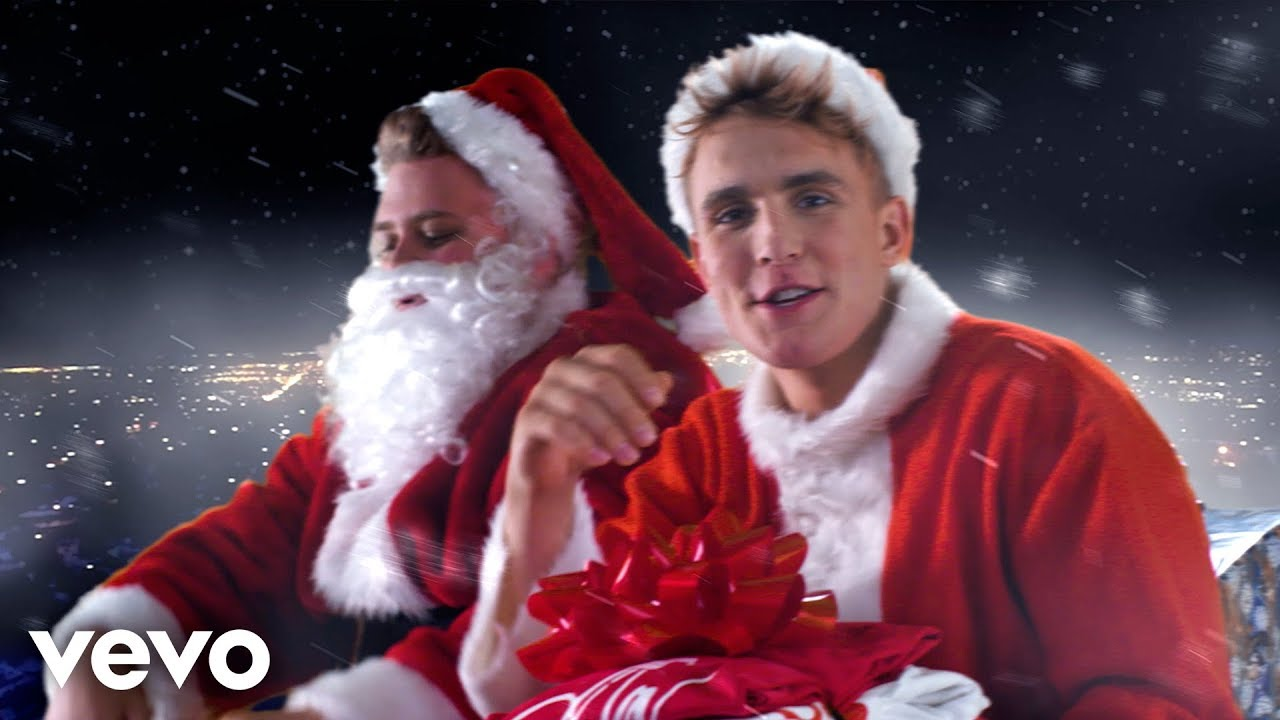 Jake Paul - All I Want For Christmas (Official Music Video). - Stunmore