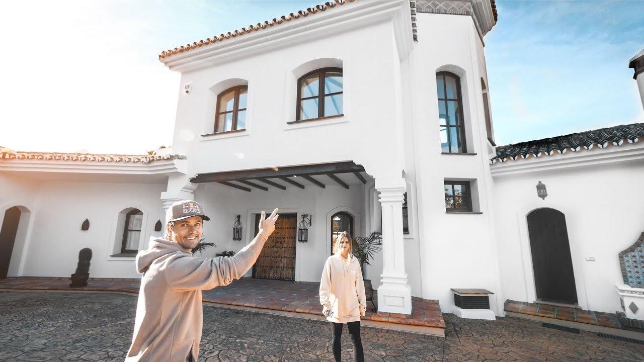Jon Olsson Started Creating Their Dream House In Marbella