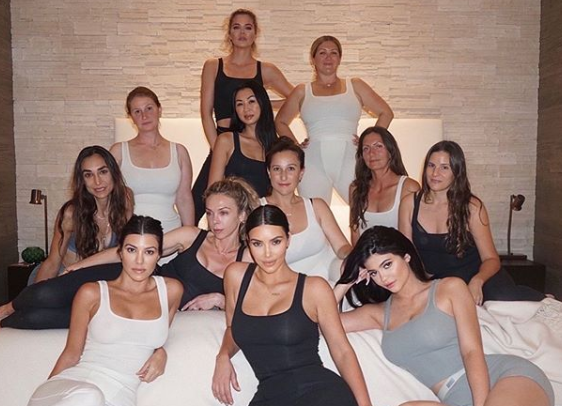 Kim Kardashian birthday celebrations in Palm Springs