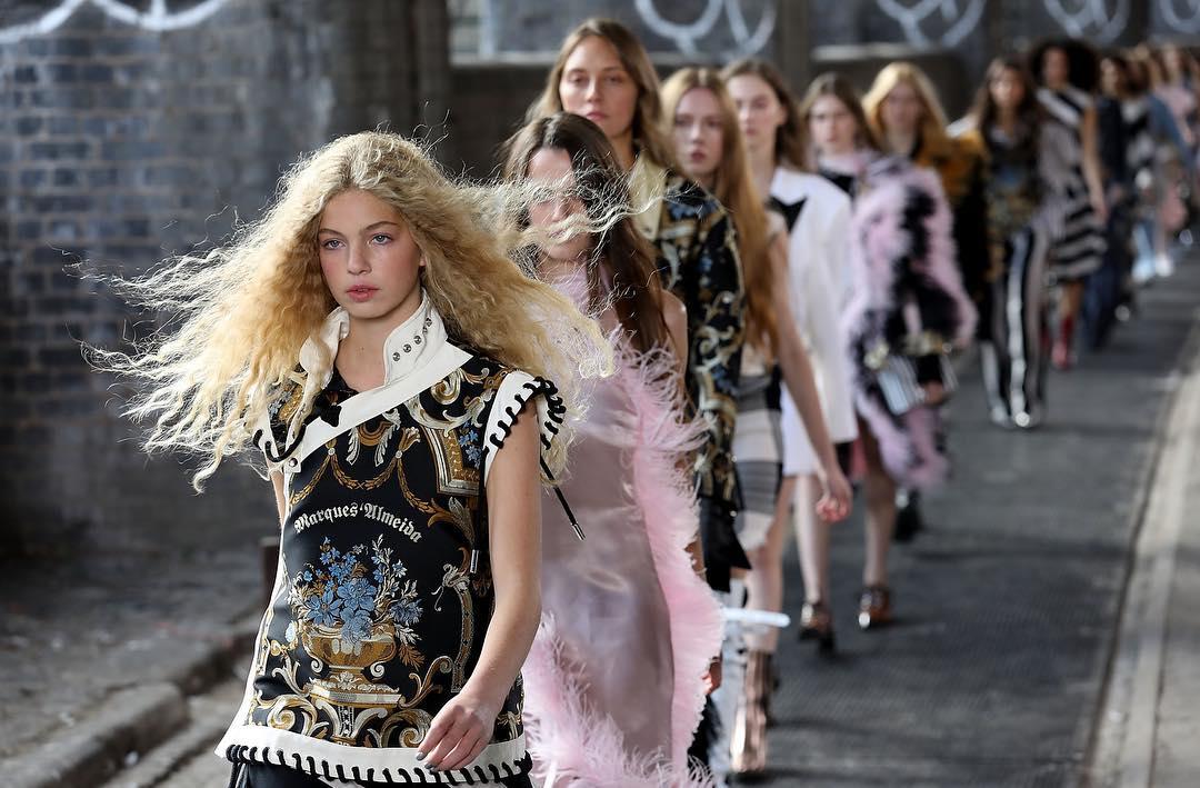 London Fashion Week Designers Showroom