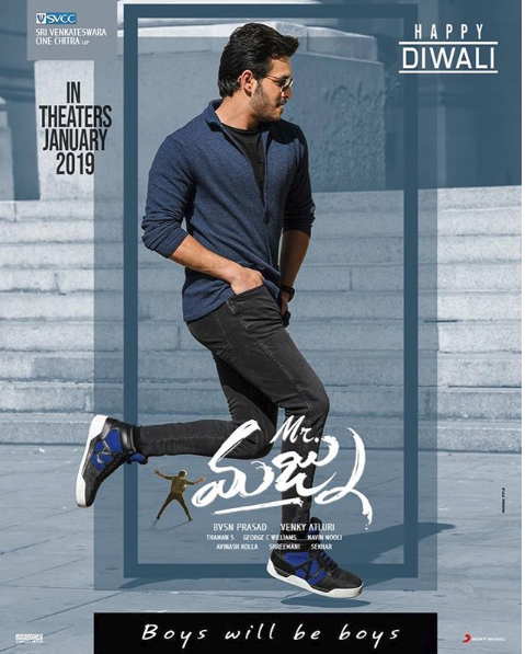 Mr. Majnu movie poster 2019