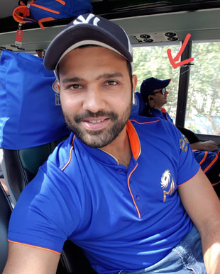 ​Rohit Sharma​ Star Plus Nayi Soch Awards list in IPL 2018.