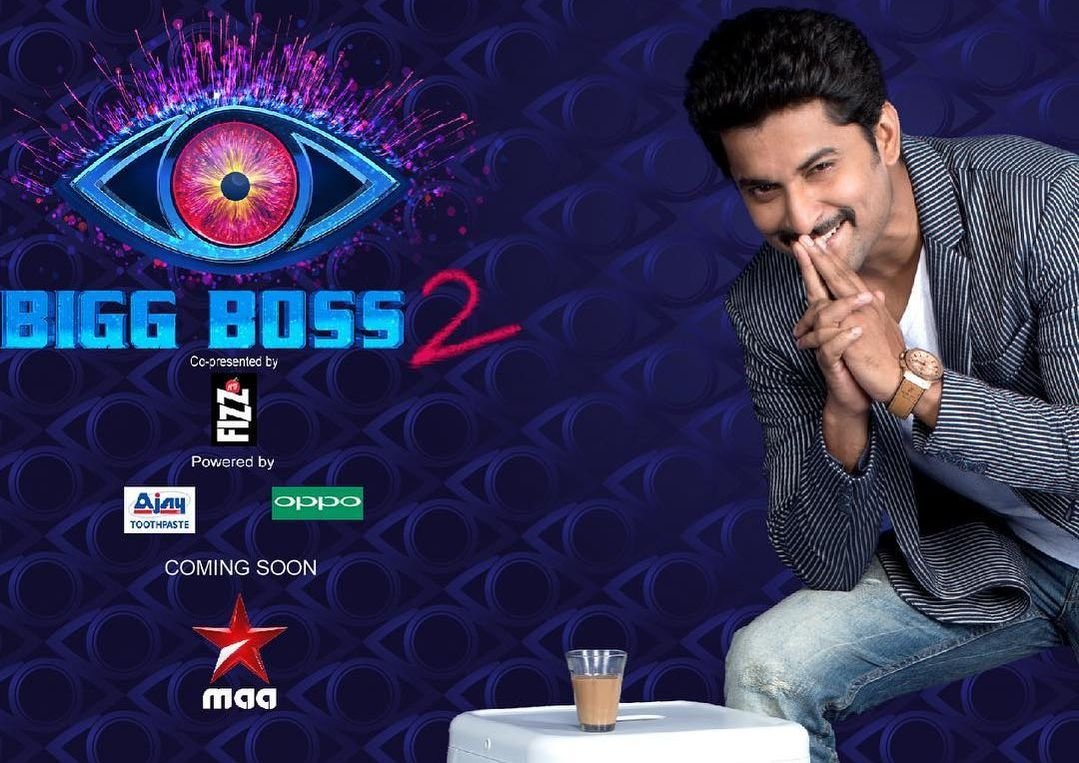 Actor Nani is going to host a Telugu TV Show-Big Boss 2