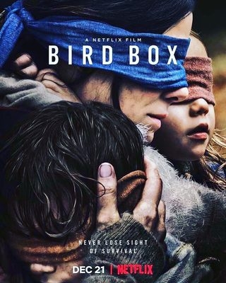 Bird Box Movie Trailer 2018.