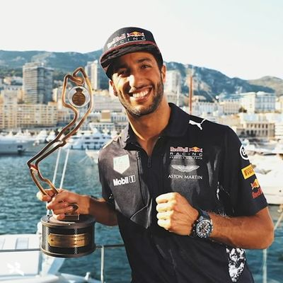 Daniel Ricciardo going to race with Renault in Formula one world championship 2019.