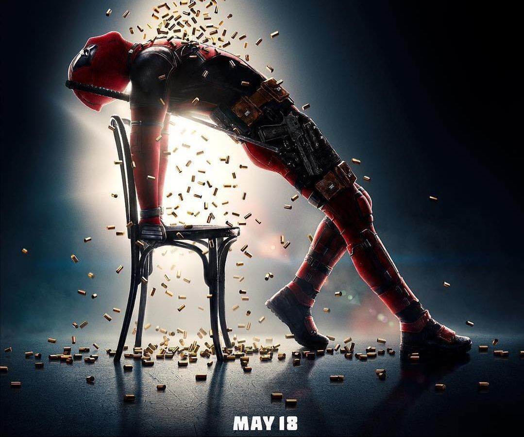 Deadpool New movie trailer 2018. - Stunmore