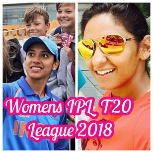 Indian Premier League-Women's T20 League 2018.