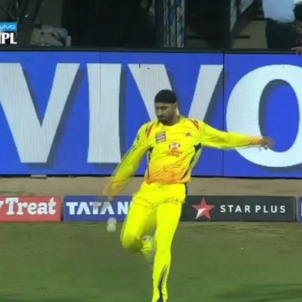 Kick it Like Haribhajan Singh -Emotion is out either in blue or yellow