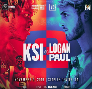 KSI vs Logan Paul Rematch 2019.