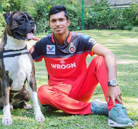 Navdeep Saini, royal challengers Bangalore player