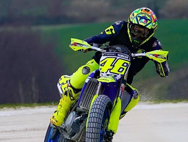 VALENTINO ROSSI-FEB 16TH BIRTHDAY