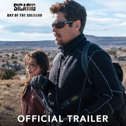 Sicario 2: Day of the Soldado Movie Release date:June 29th, 2018