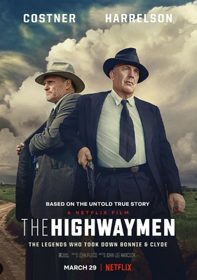 The Highwaymen Movie Trailer 2019