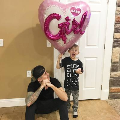 Romanatwood Official Announcement Of Her Baby Girl