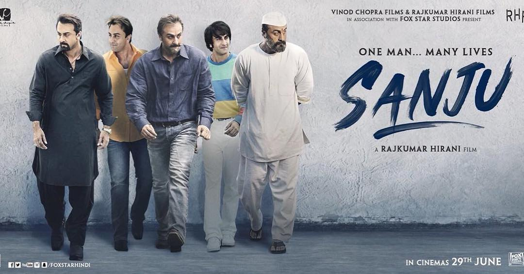 Sanju Movie Release Date: June 29th,2018.