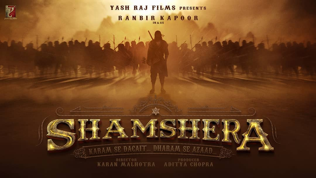 Shamshera Movie Release Date:2018.