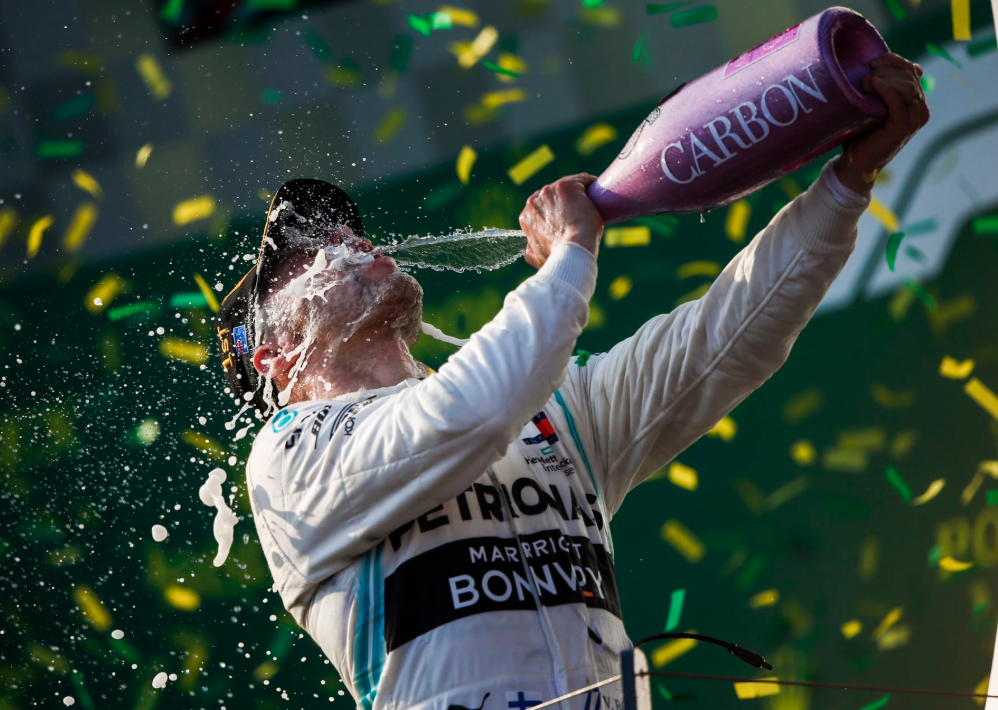Valterri Bottas won the race in Australian Grand Prix 2019.