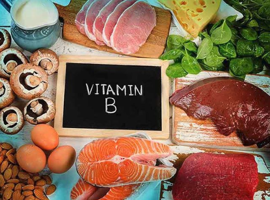 Vitamin B food sources