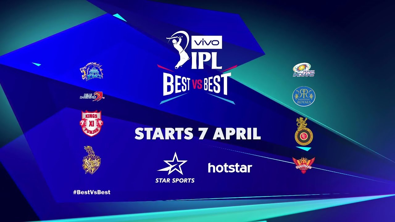 Vivo IPL 2018 anthem-the best Vs the best